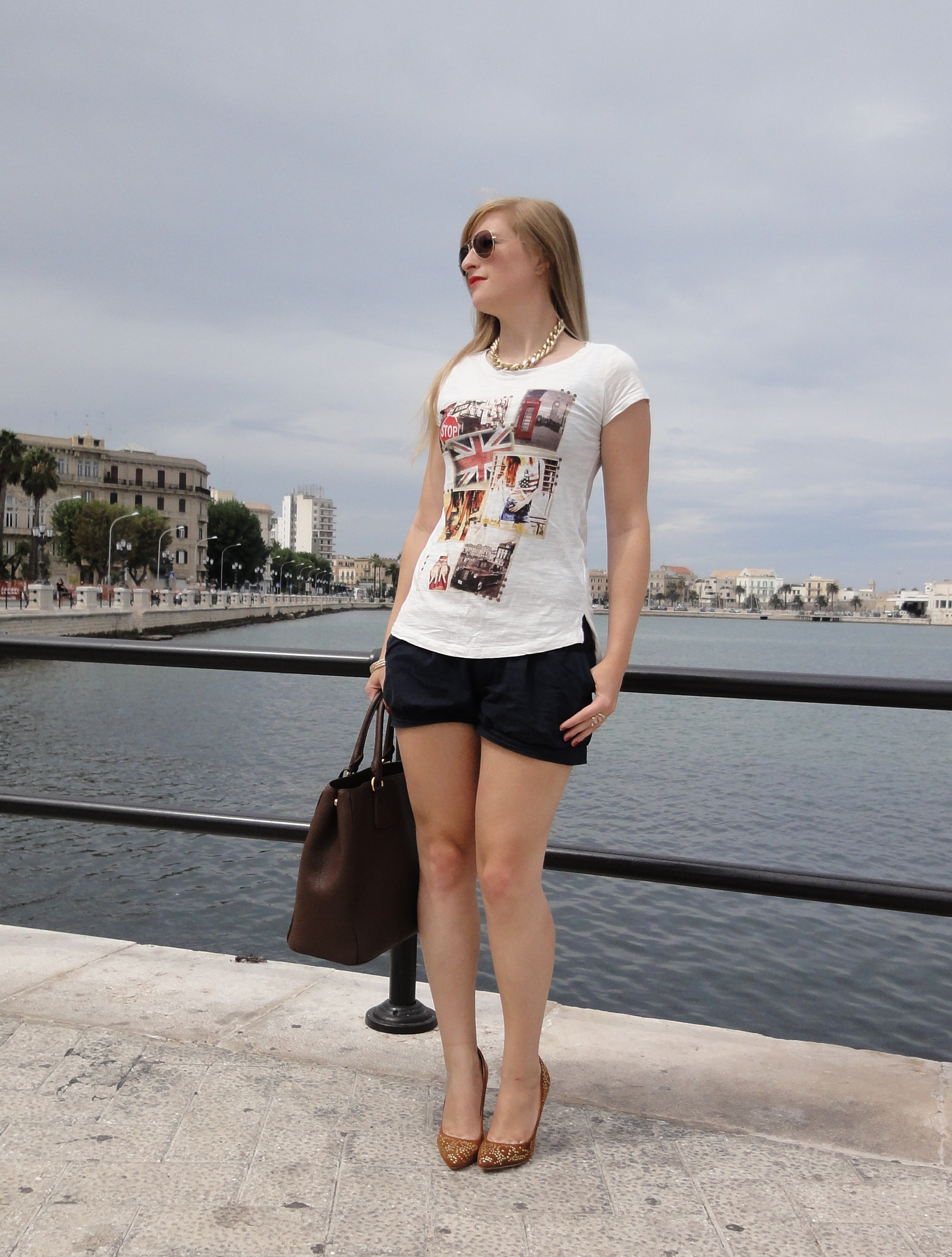 Casual printed in Bari