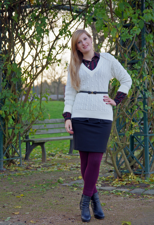 woollen pullover