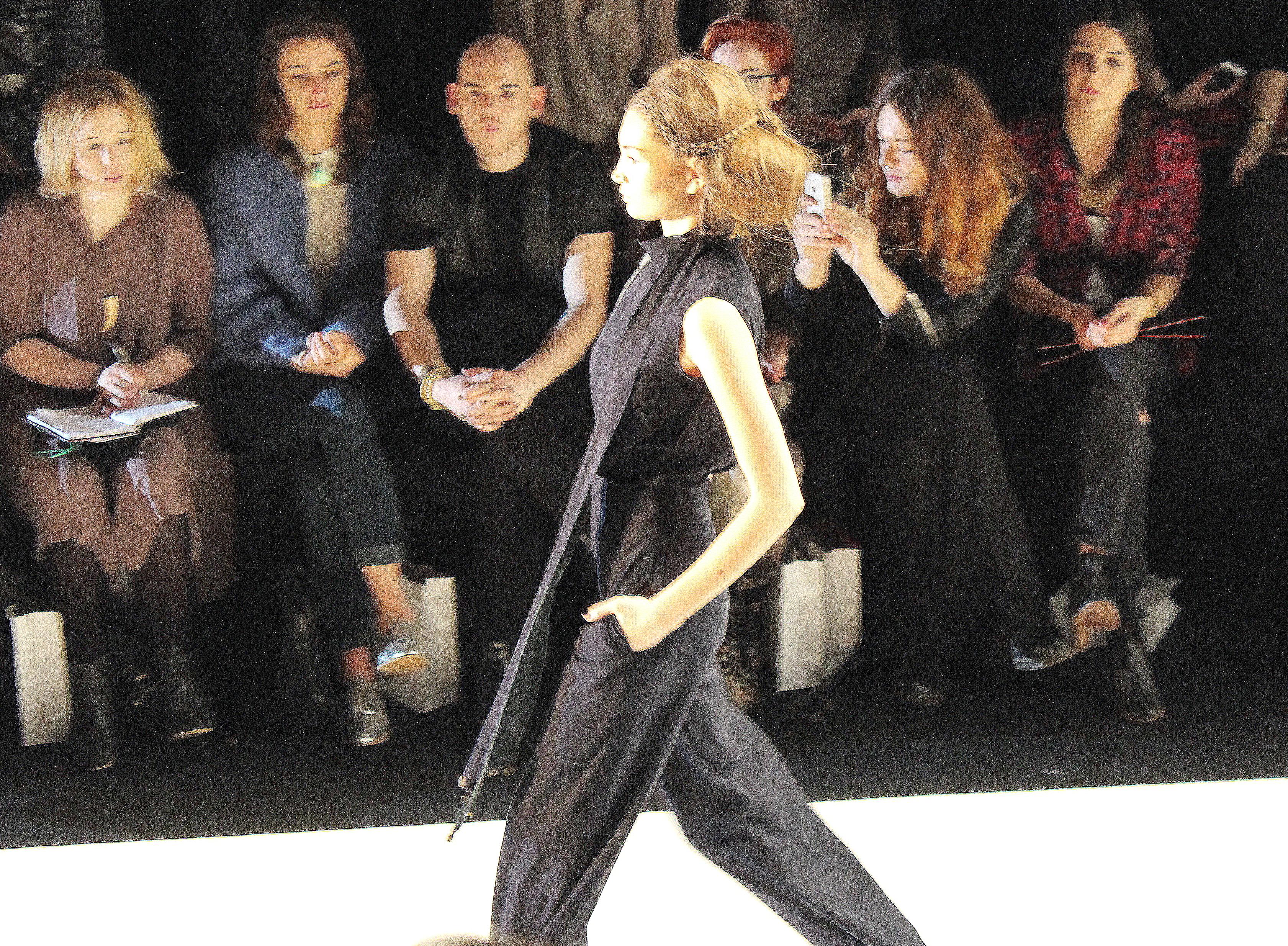 Berlin Fashion Week 2014 Holy Ghost